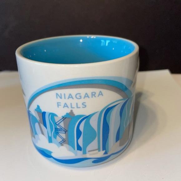 Starbucks Niagara Falls You Are Here Mug BNIB